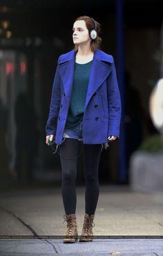 Emma Watson look. Emma Watson Outfits, Emma Watson Casual, Emma Watson Estilo, Emma Watson Daily, Emma Watson Body, Emma Love, Emma Watson Beautiful, Celebrity Casual Outfits, Celebrity Style
