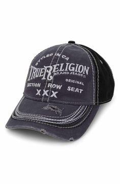 Main Image - True Religion Brand Jeans  Triple X  Baseball Cap True Religion 76ee3996c9fd