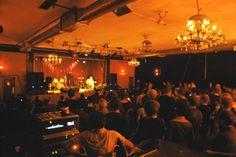 La Sala Rossa, music venue, Montreal