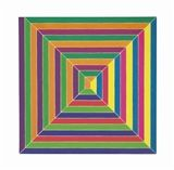 Frank Stella - Mitered Squares, 1966, Alkyd and... on MutualArt.com
