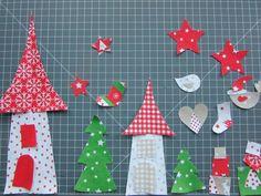 Gastbeitrag: Weihnachtliche Tischsets besticken   buttinette Blog