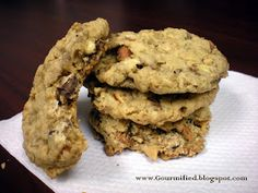Lactation cookies: I used 1/2 cup Nutella in place of 1/2 cup white sugar and used cinnamon & butterscotch chips