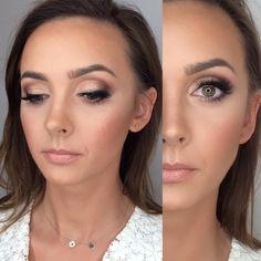 "Polubienia: 139, komentarze: 4 – Makeuplace Prestige Academy (@makeuplaceacademy) na Instagramie: ""#naturalbeauty #skincare #glow  #beautymakeup #weddingmakeup #lashes  #goldenrose #nudelip #kiko…"""