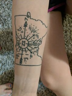 12 Best Minnesota Tattoo Images In 2017 Cool Tattoos Coolest