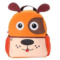Coolwoo Kid Backpack, Baby Boys Girls Toddler Pre School Backpack Children Backpacks Bags, Dog