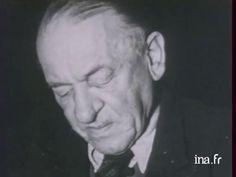 """Dans son émission """"Boîte aux lettres"""", Jérôme Garcin rend hommage à l'écrivain Blaise Cendrars à l'occasion du centenaire de sa naissance."""