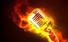 Microphone Wallpaper 15487 1920x1200 px ~ FreeWallSource.