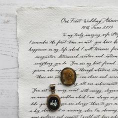 Handwritten Calligraphy | Babooche Calligraphy Calligraphy Wedding Place Cards, Calligraphy Save The Dates, Calligraphy Envelope, Foil Wedding Invitations, Modern Calligraphy, Wedding Paper, Wedding Cards, Wedding Vows, Vow Booklet