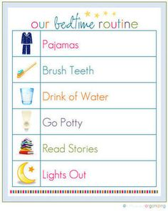 10 Free Organizing Printables for Moms - Circle of Moms