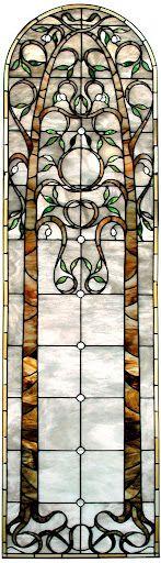 Manhattan, New York, LDS Temple window
