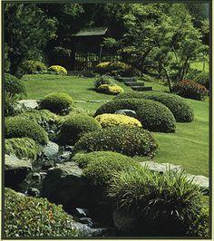 Japanese Garden Design Plans | Takendo Arii Traditional Japanese Garden Design- Master Landscape ...