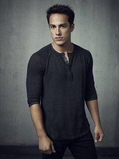 The Vampire Diaries - Tyler  I only watch bc of him!!! :)