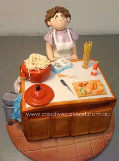 https://flic.kr/p/8DEbws | creative cake art sports and hobbies (24)