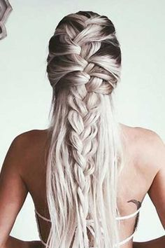 Braids for Long Hair Archives - Long Hairstyles 2015