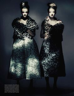 HAUTE COUTURE by Paolo Roversi Vogue Italia Haute Couture September 2015 IDsetters 6