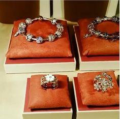 Pandora Printemps Spring 2015 Pandora Beads, Pandora Bracelets, Pandoras Box, Spring Collection, Spring 2015, Accessories, Rings, Bangle Bracelets, Jewelry Accessories