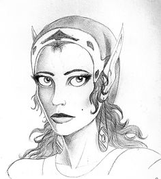 K'ri. Youngest child of the D'rin, A'trom and Alya triad. An O'tar healer that was the midwife to her sister, Drasala's, birth of her twins, Alnar and Medor. The boys were taken from them by Isolationist Mo'tera Zadan of Telias.
