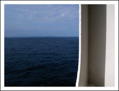 orizzonte - on the sea to Barcelona by can3ro55o, via Flickr