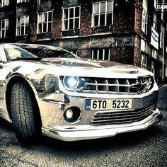 Sleek Chevrolet Camaro
