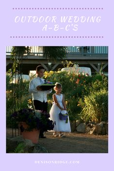 There are so many things to think about once you start planning your wedding. Check out these outdoor wedding A-B-C's and see if you have missed anything! Event Planning Business, Wedding Planning Tips, Home Wedding, Plan Your Wedding, Outdoor Wedding Venues, Industrial Wedding, Things To Think About, Abcs, Bride