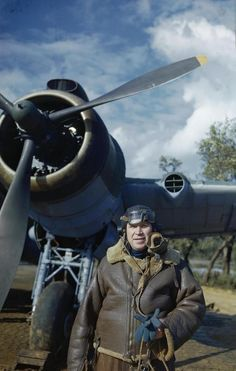 Air Vice Marshal Sir Hugh Lloyd, Air Officer Commanding Mediterranean Allied Coastal Air Forces, in Britain, 18 March 1944 Air Vice Marshal. Trailer Light Wiring, Westland Whirlwind, Bristol Beaufighter, Aviation Theme, Ww2 Aircraft, Royal Air Force, World War Ii, Wwii, Fighter Jets