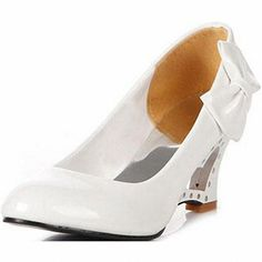 $38.42 (Buy here: https://alitems.com/g/1e8d114494ebda23ff8b16525dc3e8/?i=5&ulp=https%3A%2F%2Fwww.aliexpress.com%2Fitem%2FENMAYER-New-fashion-high-heel-shoes-women-pumps-sexy-dress-candy-colors-footwear-wedges-bowtie-fashion%2F32305903640.html ) New Fashion High Heel Shoes Women Pumps Sexy Dress Candy Colors Footwear Wedges Bowtie Fashion Size 34-43 Platform Pumps for just $38.42