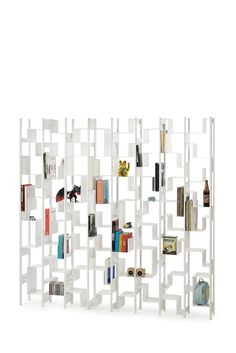 Joint Venture Shelving: Design Your Own - Shelving and Storage Shelving Design, Shelving Systems, Tall Shelves, Sliding Shelves, Joint Venture, Tom Dixon, White Paints, Cool Furniture, Contemporary Furniture