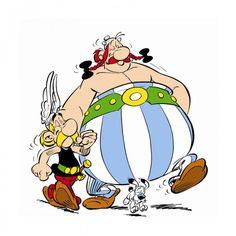 Adore Asterix & CO