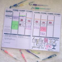 """This week's Planner Crush is 💕 - ""How do I plan my days with my Passion Planner? One word - PRIORITIZE. As a full time college student…"" Passion Planner, Planner Tips, Planner Layout, Weekly Planner, Life Planner, Happy Planner, Planning And Organizing, Planner Organization, College Organization"
