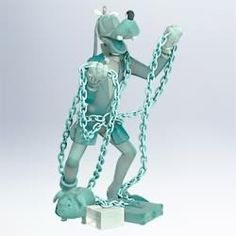 2011 Disney - Goofy As Jacob Marley #3 Hallmark Ornament | The Ornament Shop