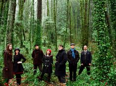 The Decemberists emerged from the lush Oregon forests, where pea coats grow like kudzu.