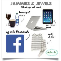 Jammies & Jewels...Online Stella & Dot trunk show. Visit https://www.stelladot.com/sites/deborahkachhal for more details :)