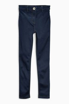 Buy Inky High Waisted Skinny Jeans (3-16yrs) from the Next UK online 903d5421222