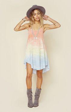 Blue Life Clothing Boho Dresses Desert Dancer Dress