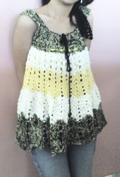 Free Crochet Plus Size Dress Pattern : 1000+ images about Crochet clothes on Pinterest Baby ...