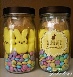 such a cute idea. wish i had a child that had a b-day near easter...this is a perfect party favor!