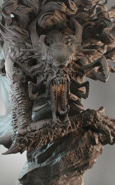 ArtStation - A DEVIL-魔型志, Zhelong XU