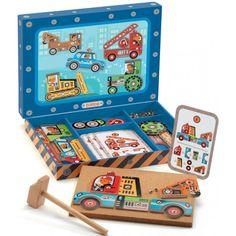 #Djeco hamertje tik #voertuigen #speelgoed #toys #littlethingz2
