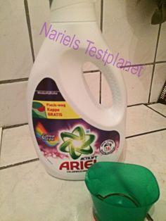#Produkttest #Ariel http://www.nariels-testplanet.de/2015/04/produkttest-ariel-flussigwaschmittel.html