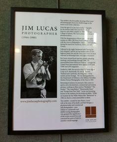 Jim Lucas Civil Rights Photography exhibit