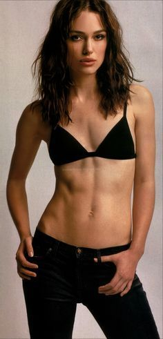 Keira Knightley Six Pack