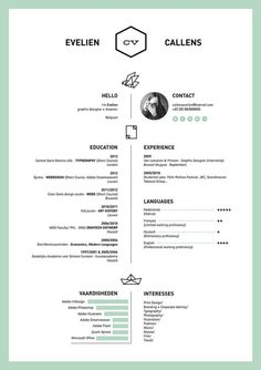 39 fantastically creative resume and cv examples steven snell