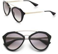 Prada Square Cat s-Eye Sunglasses at Costco   Style   Sunglasses ... dee76e9250e8