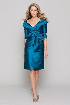 Collection 20 Dress 2435 - Mother of the Bride dress?  Maybe in bronze to match the champagne bridesmaids?