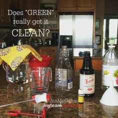 Does green cleaning really work? You want your home office clean and fresh so you can be productive. This is the healthy way! Young Living Essential oils