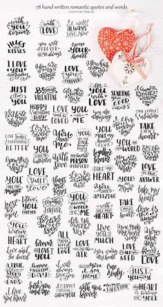 23 Best Huruf tulis tangan images
