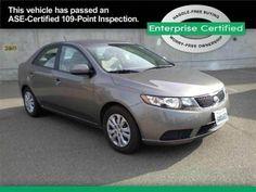 2012 Kia Forte, 38,252 miles, $14,299.