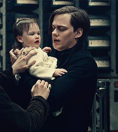 My life with Pennywise Hemlock Grove Roman, Bill Skarsgard Pennywise, Bill Skarsgard Hemlock Grove, Skarsgard Family, Roman Godfrey, Pennywise The Dancing Clown, All I Ever Wanted, It Movie Cast, I Have A Crush