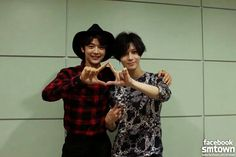 Minho and Taemin - MBC Show! Music Core