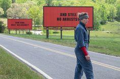 Three Billboards Outside Ebbing, Missouri, 2017